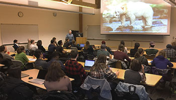 Guest Speaker Bob Craven on the Great Bear Rainforest - ENGO marketing campaign