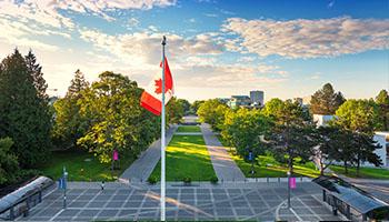 Flagpole Plaza - UBC Vancouver Campus