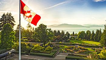 UBC Vancouver Campus Rose Garden